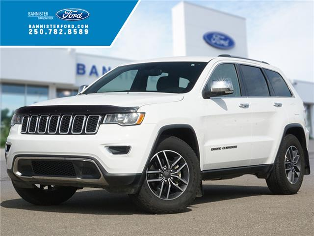 2019 Jeep Grand Cherokee Limited (Stk: T192100B) in Dawson Creek - Image 1 of 16