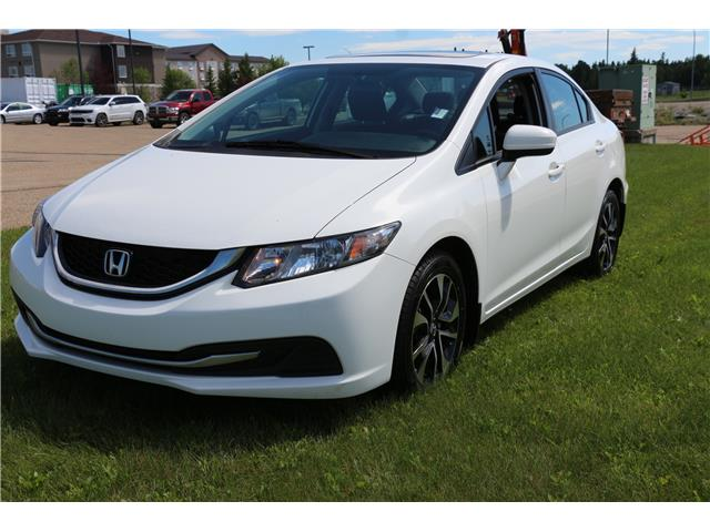 2014 Honda Civic EX (Stk: LP035) in Rocky Mountain House - Image 1 of 25