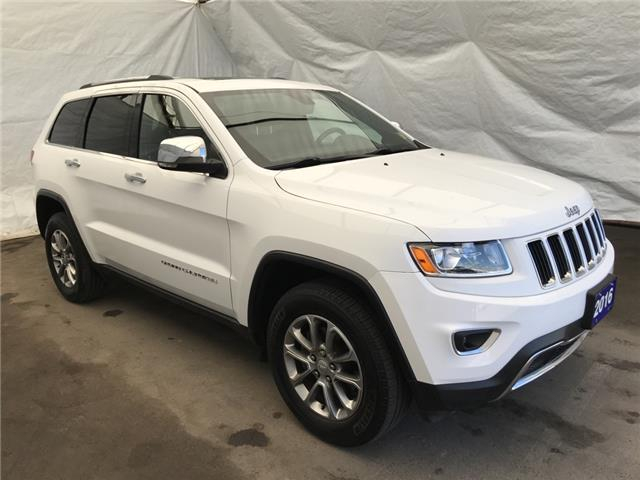 2016 Jeep Grand Cherokee Limited (Stk: 2011981) in Thunder Bay - Image 1 of 19