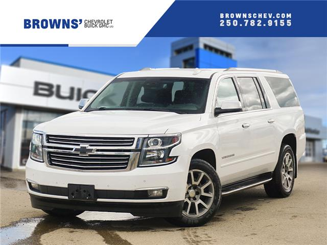 2017 Chevrolet Suburban Premier (Stk: T20-1295A) in Dawson Creek - Image 1 of 7