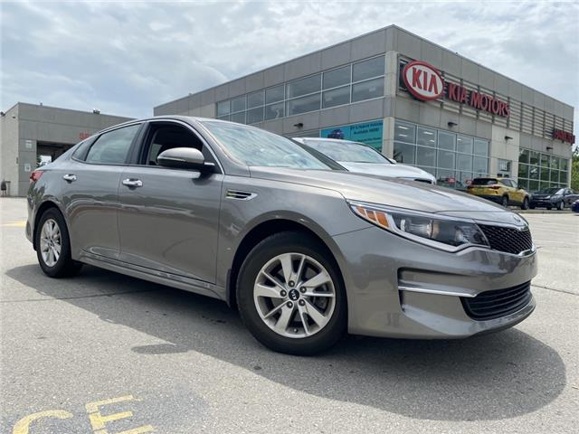 2018 Kia Optima LX+ (Stk: SR20010A) in Hamilton - Image 1 of 9