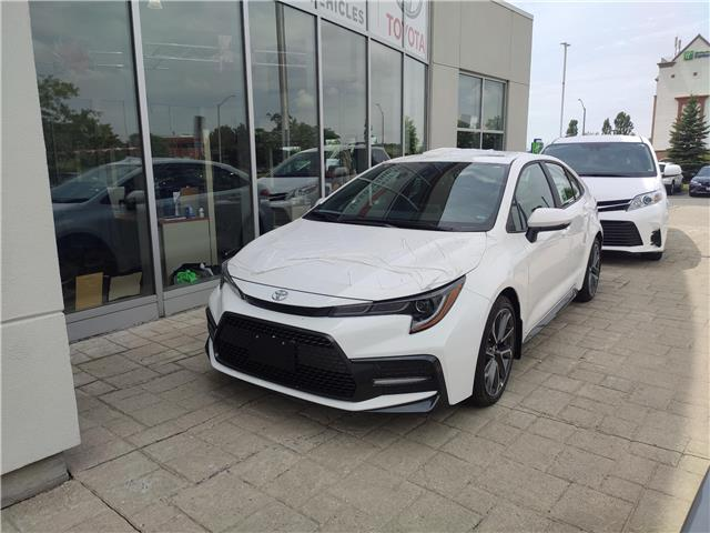 2020 Toyota Corolla SE (Stk: 20569) in Bowmanville - Image 1 of 7