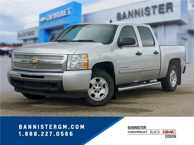 2011 Chevrolet Silverado 1500 LT (Stk: 20-145B) in Edson - Image 1 of 16