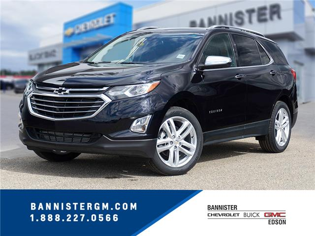 2020 Chevrolet Equinox Premier (Stk: 20-077) in Edson - Image 1 of 16