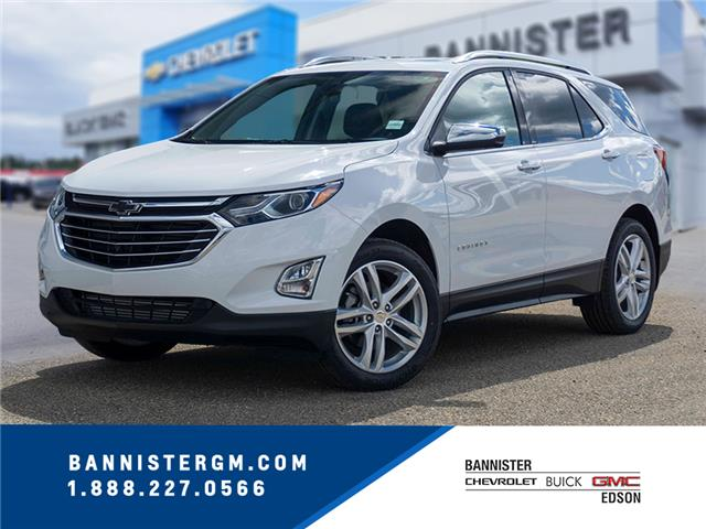 2020 Chevrolet Equinox Premier (Stk: 20-056) in Edson - Image 1 of 18