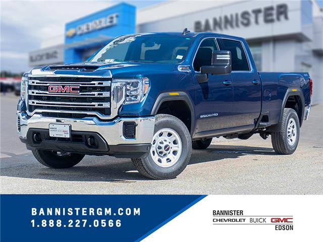 2020 GMC Sierra 2500HD SLE (Stk: 20-166) in Edson - Image 1 of 17
