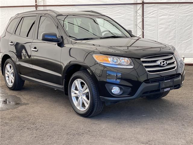 2012 Hyundai Santa Fe Limited 3.5 (Stk: 16821AZ) in Thunder Bay - Image 1 of 18