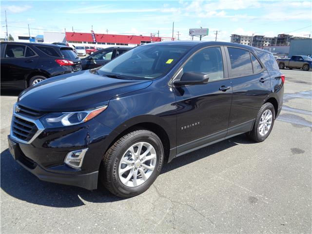2020 Chevrolet Equinox LS (Stk: T20021) in Campbell River - Image 1 of 22