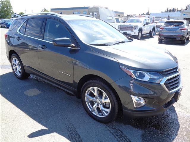 2020 Chevrolet Equinox LT (Stk: T20049) in Campbell River - Image 1 of 25