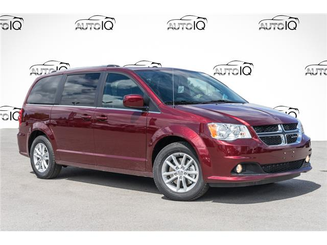 2020 Dodge Grand Caravan Premium Plus (Stk: 33995) in Barrie - Image 1 of 27