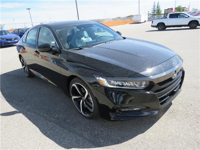 2020 Honda Accord Sport 2.0T (Stk: 200351) in Airdrie - Image 1 of 8