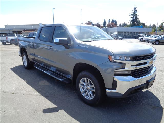 2020 Chevrolet Silverado 1500 LT (Stk: T20087) in Campbell River - Image 1 of 28