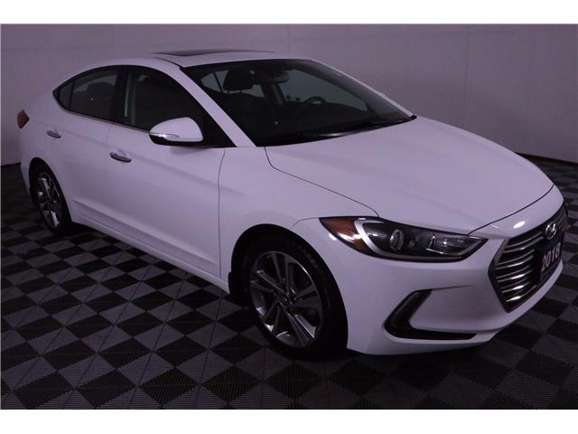 2018 Hyundai Elantra Limited (Stk: U-0675) in Huntsville - Image 1 of 28