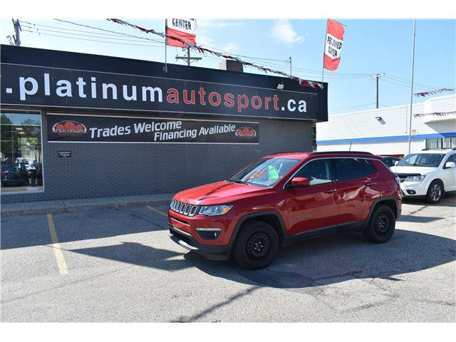 2018 Jeep Compass North (Stk: PP659) in Saskatoon - Image 1 of 25