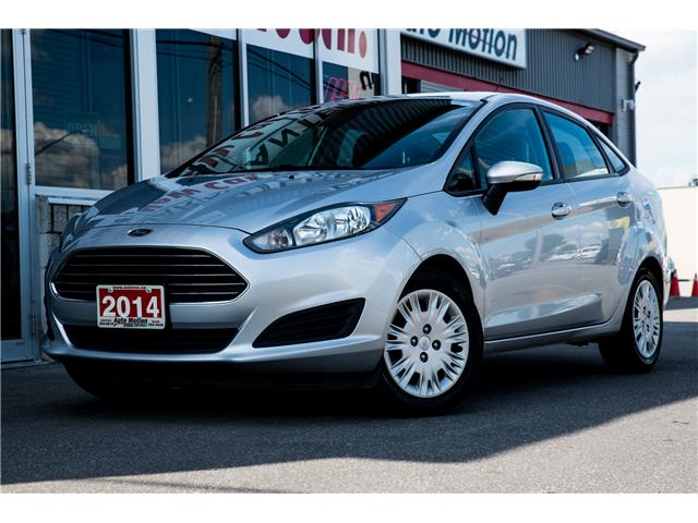 2014 Ford Fiesta SE (Stk: T20526) in Chatham - Image 1 of 20