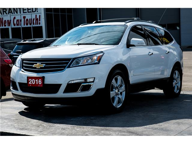 2016 Chevrolet Traverse 1LT (Stk: 20560) in Chatham - Image 1 of 25