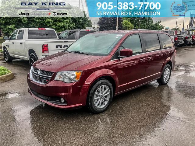 2020 Dodge Grand Caravan Premium Plus (Stk: 203584) in Hamilton - Image 1 of 15