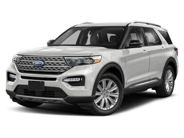 2020 Ford Explorer Limited (Stk: 01316) in Miramichi - Image 1 of 9