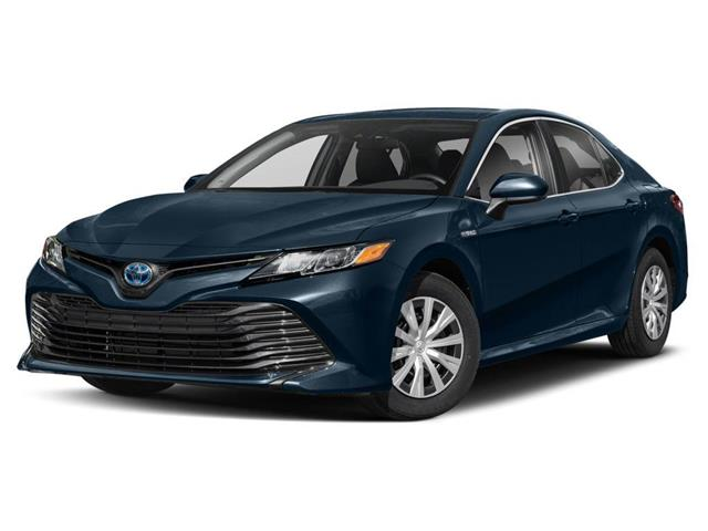 2020 Toyota Camry Hybrid LE (Stk: 200824) in Calgary - Image 1 of 9