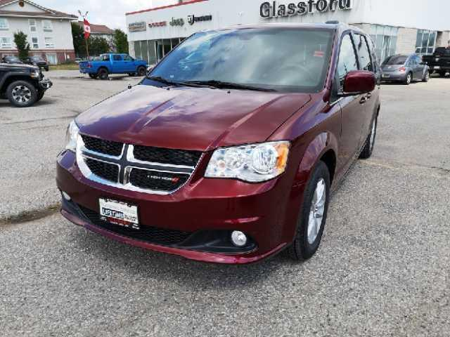 2020 Dodge Grand Caravan Premium Plus (Stk: 20-163) in Ingersoll - Image 1 of 21