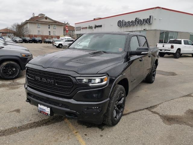 2020 RAM 1500 Limited (Stk: 20-117) in Ingersoll - Image 1 of 21