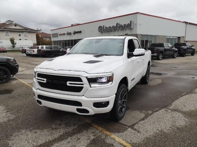 2020 RAM 1500 Sport/Rebel (Stk: 20-037) in Ingersoll - Image 1 of 20