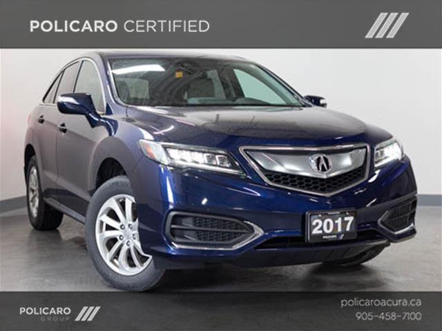 2017 Acura RDX Tech (Stk: 800775T) in Brampton - Image 1 of 19