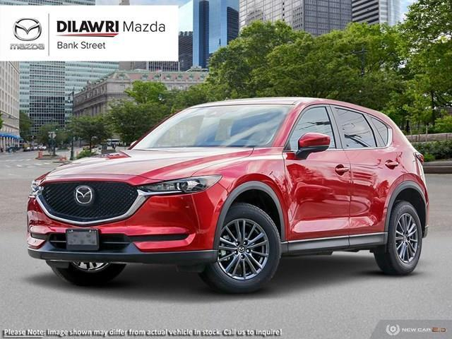 2020 Mazda CX-5 GS (Stk: 21053) in Gloucester - Image 1 of 20