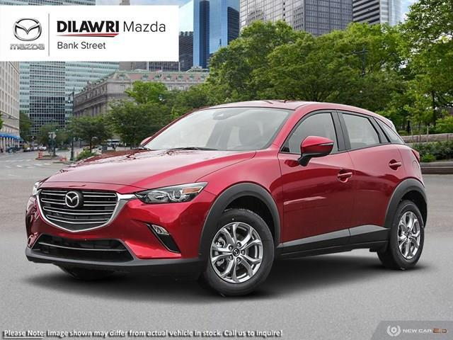 2020 Mazda CX-3 GS (Stk: 21193) in Gloucester - Image 1 of 23