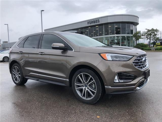 2019 Ford Edge Titanium (Stk: C12328) in Waterloo - Image 1 of 30