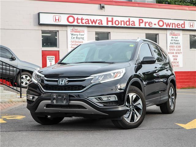 2015 Honda CR-V Touring (Stk: 336131) in Ottawa - Image 1 of 29