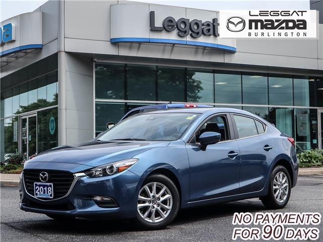 2018 Mazda Mazda3  (Stk: 201948A) in Burlington - Image 1 of 25