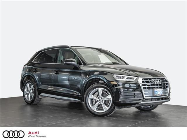 2020 Audi Q5 45 Progressiv (Stk: 92638) in Nepean - Image 1 of 21