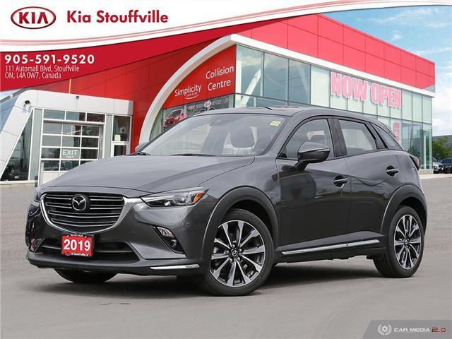 2019 Mazda CX-3 GT (Stk: P0199) in Stouffville - Image 1 of 26