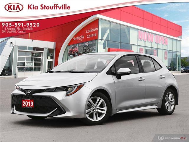 2019 Toyota Corolla Hatchback Base (Stk: P0197) in Stouffville - Image 1 of 26