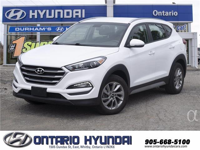 2018 Hyundai Tucson Premium 2.0L (Stk: 01668K) in Whitby - Image 1 of 19