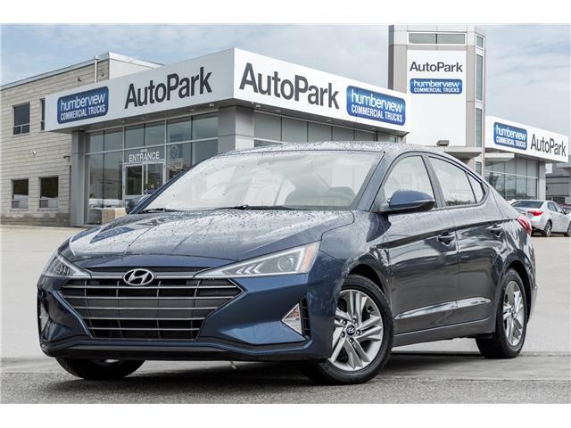2019 Hyundai Elantra Preferred (Stk: APR7521) in Mississauga - Image 1 of 20