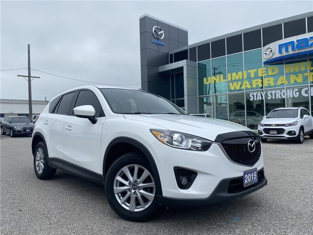 2015 Mazda CX-5 GS (Stk: NM3378A) in Chatham - Image 1 of 22