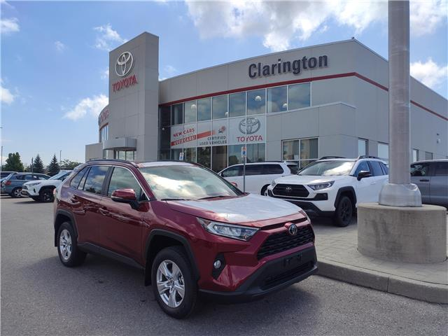 2020 Toyota RAV4 XLE (Stk: 20572) in Bowmanville - Image 1 of 7