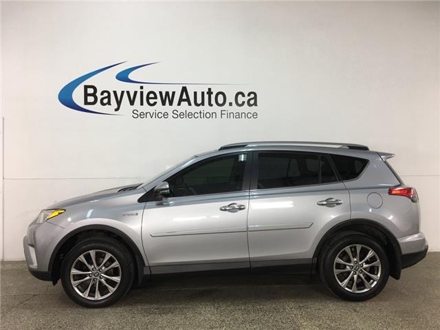 2018 Toyota RAV4 Hybrid Limited (Stk: 36884W) in Belleville - Image 1 of 29