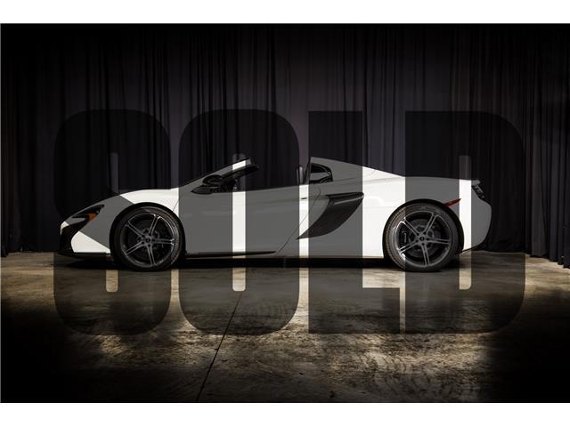 2015 McLaren 650S Spider (Stk: VU0458) in Calgary - Image 1 of 22