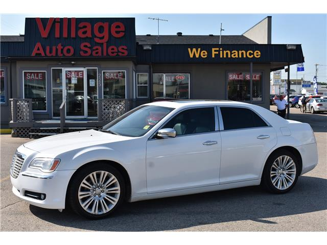 2012 Chrysler 300 Limited 2C3CCACG5CH306652 T37911 in Saskatoon