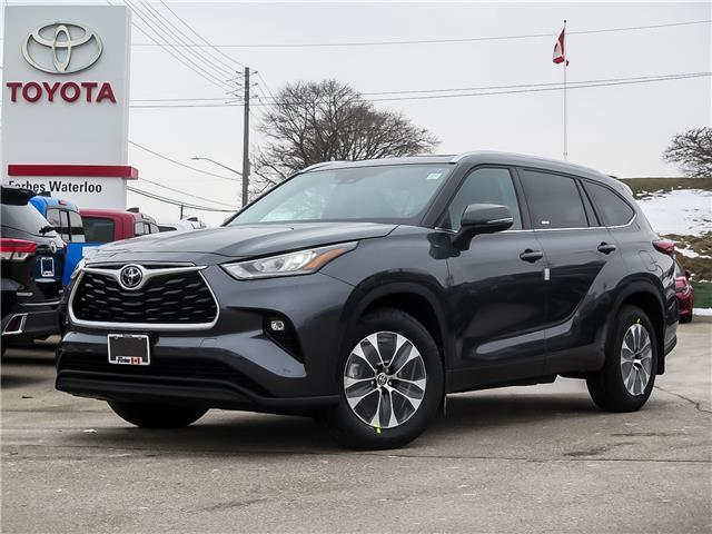 2020 Toyota Highlander XLE (Stk: 05155) in Waterloo - Image 1 of 19