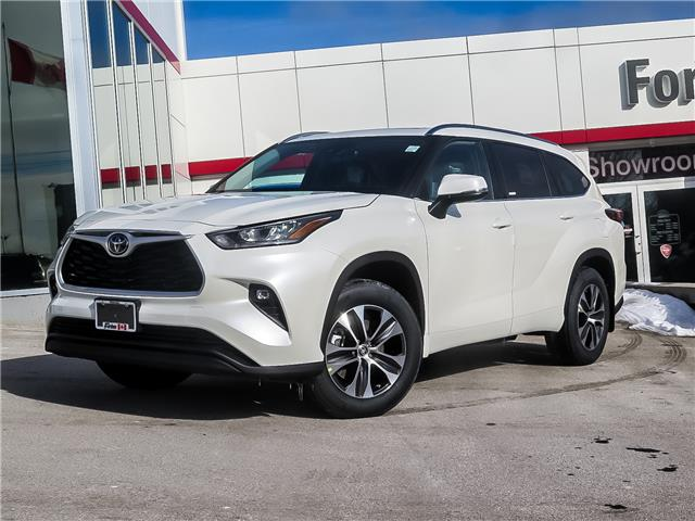 2020 Toyota Highlander XLE (Stk: 05160) in Waterloo - Image 1 of 19