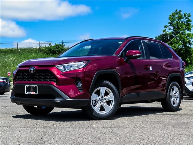 2020 Toyota RAV4 XLE (Stk: 05194) in Waterloo - Image 1 of 17