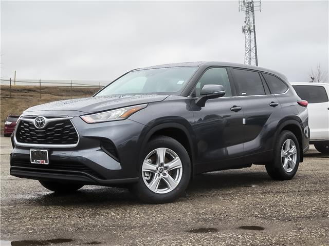 2020 Toyota Highlander LE (Stk: 05231) in Waterloo - Image 1 of 19