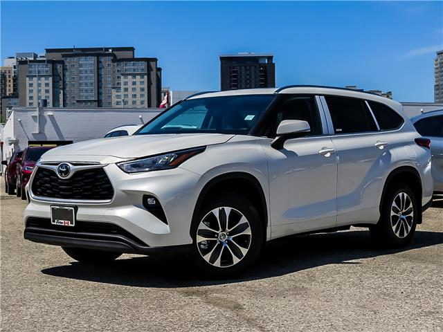 2020 Toyota Highlander XLE (Stk: 05254) in Waterloo - Image 1 of 19