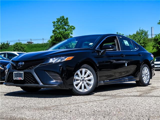 2020 Toyota Camry SE (Stk: 03057) in Waterloo - Image 1 of 16