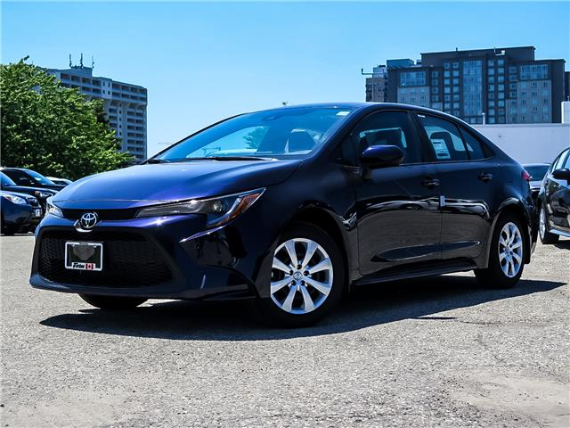 2020 Toyota Corolla  (Stk: 02298) in Waterloo - Image 1 of 17