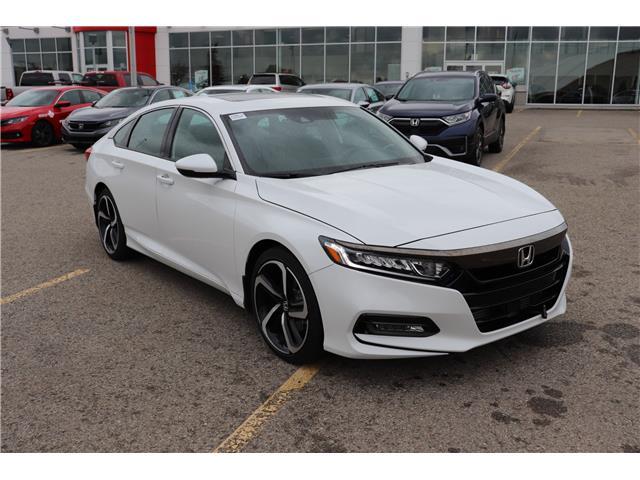 2020 Honda Accord Sport 1.5T (Stk: 2200134) in Calgary - Image 1 of 10